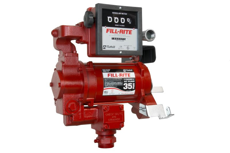 Transfer Pumps and Meters