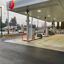 Gilbarco Dispensers and More Equal New Gas Station