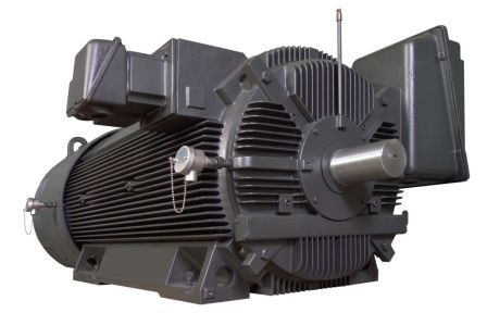 Electric Motors, Drives & Components