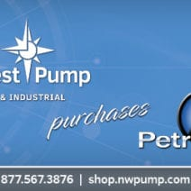 Northwest Pump Buys Petrostuff, a Petroleum Ecommerce Store