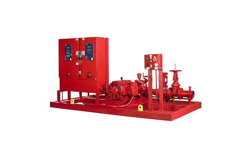 Fire Safety Pumps
