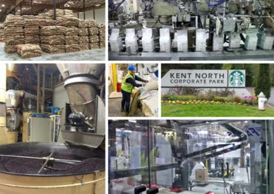 Northwest Pump worked with plant management to upgrade the air filtration and drying systems which supply the roasting, packaging, and distribution center.