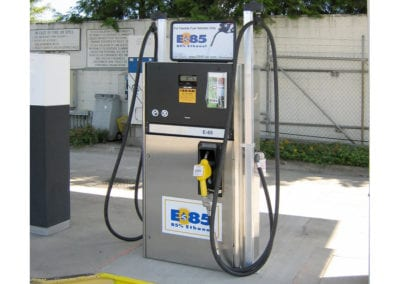 Our Design-Bid Group planned and supplied a fuel management system for the State Motor Pool in Oregon.